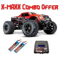 Xmaxx Combo-Red-min
